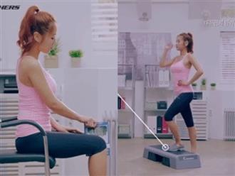 Chỉ với 1 chai nước và 1 quyển sách, lấy lại đường cong cơ thể trong dịp Tết ngay với bài tập đơn giản của Soyu (Sistar)