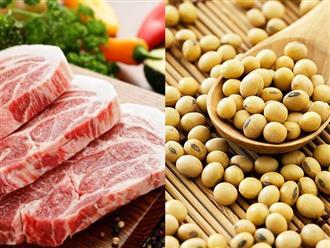 Chớ dại kết hợp thịt lợn với những món này, ăn vào chẳng khác gì tự 'đầu độc' chính mình