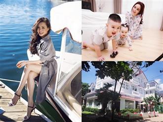 Chuyện đời ít ai biết của Vy Oanh: Từng đi bưng bê, rửa chén trước khi ở nhà tiền tỷ, đi siêu xe