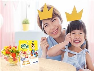 Chuyên gia dinh dưỡng khuyến cáo mẹ nên cho bé ăn sữa chua trẻ em
