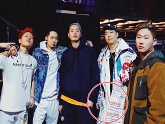 Chuyện thật như đùa: Rapper Hàn mặc áo khoác in bao bì phân bón Việt tự tin trình diễn tại MAMA Hồng Kông 2018