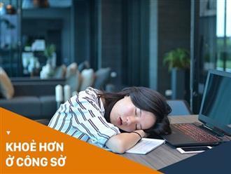 Cô gái 28 tuổi phải phẫu thuật cánh tay trái vì thói quen mà hầu hết dân văn phòng đều mắc khi ngủ trưa