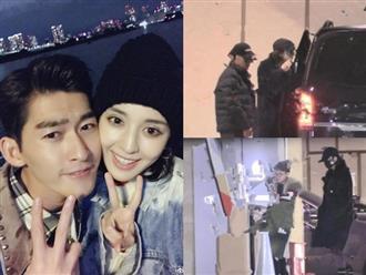 Cổ Lực Na Trát bị bắt gặp đến nhà Trương Hàn giữa đêm khuya, rộ nghi vấn cả hai sắp tái hợp sau chia tay