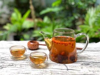 Có món trà uống vô mắt sáng da mịn, còn chờ gì mà bạn không thử ngay!