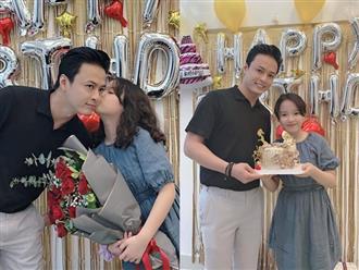 Con gái Hồng Đăng 'Hướng dương ngược nắng' xinh đẹp phổng phao trong tiệc sinh nhật
