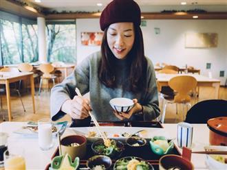 Con gái Nhật ngày Tết chẳng cần ăn kiêng mà dáng vẫn đẹp là nhờ duy trì những nguyên tắc ăn uống sau