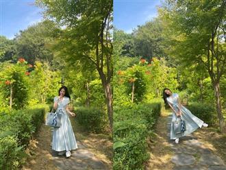 """""""Công chúa YG"""" như Jennie: Thảnh thơi đi chơi cũng diện nguyên cây hàng hiệu với giá trị """"khủng"""" gây choáng"""