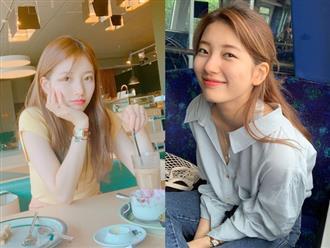Cứ ngắm ảnh du lịch của Suzy, bạn sẽ có cả tá gợi ý kiểu tóc thật xinh cho ngày hè