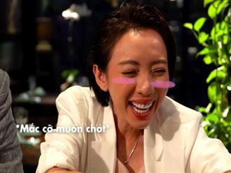"""""""Cười ngất"""" khi nghe Thu Trang kể chuyện Tiến Luật hời hợt: Đến dự sinh nhật vợ mà không mang theo hoa hay quà"""