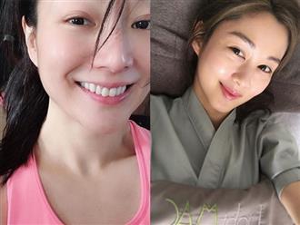 Da đẹp không cần photoshop của các mỹ nhân Hong Kong