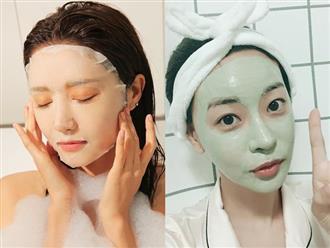 Da đẹp không tì vết chẳng thể thiếu mặt nạ nhưng phải tránh 6 điều sau thì mới có hiệu quả