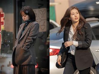 Đặc sản thời trang trong phim Hàn mùa Thu/Đông: Muôn cách diện áo blazer chỉ đẹp và sành điệu trở lên