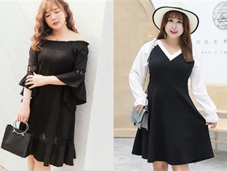 Đầm cho người mập – Những lưu ý nhất định phải nhớ để mặc đẹp mỗi ngày