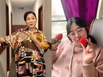 Dân mạng bật cười trước màn đòi quà 1/6 đầy lý lẽ của con gái NSND Hồng Vân