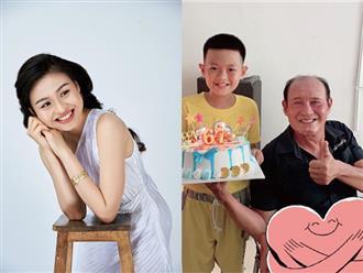 Đăng ảnh mừng sinh nhật ba ruột, Lê Lộc tiết lộ điều ước khiến dân mạng bất ngờ