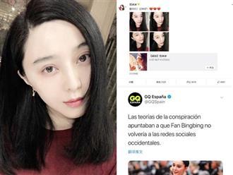 Đẳng cấp nữ hoàng Cbiz: Chỉ đăng ảnh selfie cũng 'gây bão' truyền thông quốc tế