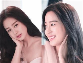 Đẳng cấp nữ thần 'không phải dạng vừa' của Kim Tae Hee: Vẫn xinh đẹp rạng ngời dù đang mang thai lần 2