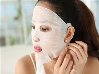 Đắp mặt nạ mỗi ngày có tốt không?