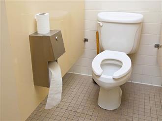 Đặt giấy vệ sinh lên bồn cầu: Thói quen tưởng sạch sẽ nhưng hóa ra gây nhiễm khuẩn nguy hiểm