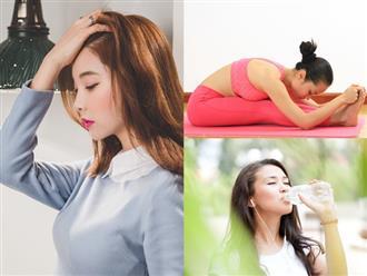 Đau đầu kinh niên cũng chữa khỏi nhờ thường xuyên luyện tập 3 bài tập này trước khi đi ngủ