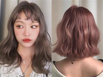 Đây là 3 màu nhuộm hot nhất tại Hàn lúc này, nếu muốn được chúng bạn trầm trồ thì các nàng nên xem xét triển ngay