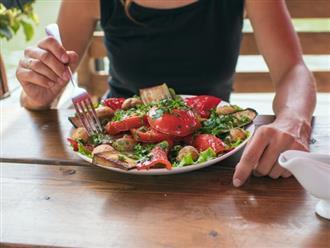 Đây là những cách đơn giản giúp bạn tránh khỏi tình trạng đầy hơi sau khi ăn