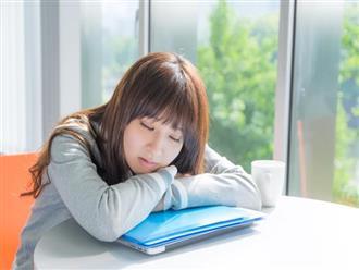 Đây là những dấu hiệu cảnh báo bạn đang rơi vào tình trạng thiếu ngủ trầm trọng