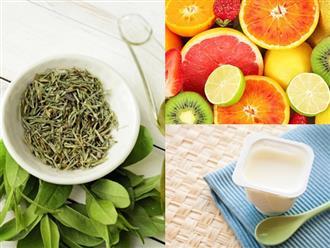 Để hơi thở thơm mát trong những ngày Tết, hãy tích cực bổ sung các loại thực phẩm này