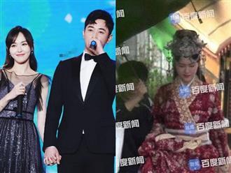 Để lộ chi tiết này trên phim trường, Đường Yên bị nghi đang mang thai con đầu lòng
