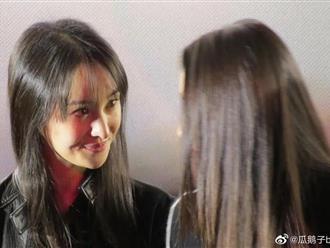 Để lộ nhan sắc thật với ảnh chưa photoshop, Trịnh Sảng khiến fan giật mình với chiếc mũi nhọn hoắt, biến dạng