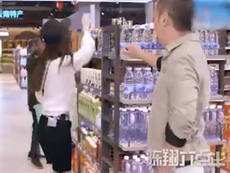 Đi siêu thị gặp được gái đẹp, chàng trai bị hiểu nhầm là 'yêu râu xanh' và nhận về kết đắng