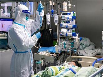 Diễn biến dịch COVID-19 ngày 13/2: 7 bệnh nhân được chữa khỏi