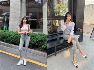 Diện quần skinny jeans, chị em cứ mix với 4 mẫu giày dép sau là sành điệu và siêu tôn dáng