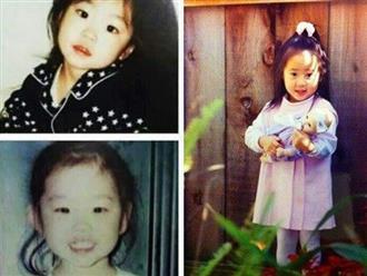 """""""Đọ"""" nhan sắc thuở bé của hai nàng mỹ nhân Jennie và Krystal, ai dễ thương hơn ai?"""