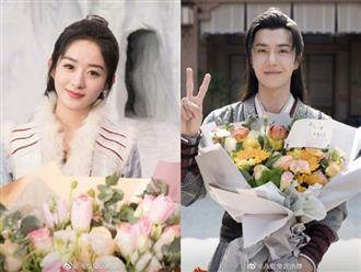 Đoàn phim 'Hữu phỉ' công bố hình ảnh đóng máy của dàn diễn viên: Vương Nhất Bác, Triệu Lệ Dĩnh nói lời chào tạm biệt