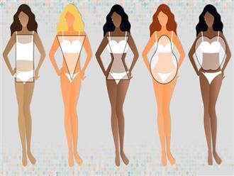 Đoán sức khỏe qua cơ thể: Ngực lớn có IQ cao, hông to sinh con nhất định thông minh