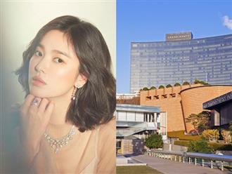 Dọn khỏi nhà chung, Song Hye Kyo thuê hẳn villa xa xỉ bậc nhất Hàn Quốc, trở thành hàng xóm với dàn sao hạng A