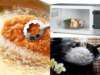 Đừng dại cho những thực phẩm này vào lò vi sóng nếu không muốn 'đầu độc' cả nhà