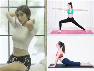 Đừng tự ti vì vòng 1 'phẳng lì', hãy thực hiện ngay bài tập yoga giúp ngực săn chắc, tăng size nhanh chóng này
