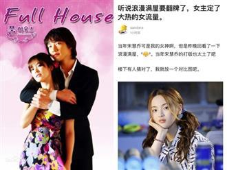 Dương Siêu Việt và Vương Hạc Đệ sẽ kết đôi trong 'Ngôi nhà hạnh phúc' phiên bản Trung