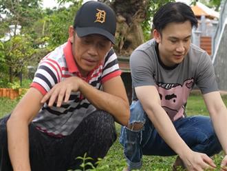 Dương Triệu Vũ hé lộ cuộc sống bình dân với Hoài Linh trong Nhà Thờ Tổ