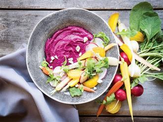 Duy trì một chế độ ăn kiêng khắt khe, rất có thể bạn đang thiếu hụt các chất dinh dưỡng sau