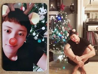 """Fan """"giận tím mặt"""" nghi Chanyeol (EXO) đem ảnh bạn gái chụp đi làm... photocard album, chi tiết chứng minh phốt là thật?"""