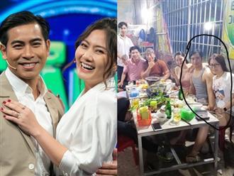'Gái lạ' lộ ảnh thân mật cùng Thanh Bình bất ngờ lên tiếng về tin đồn tình cảm với nam diễn viên