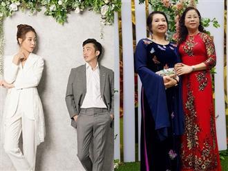 Gần đến ngày tổ chức hôn lễ, mẹ Cường Đô la và Đàm Thu Trang bất ngờ lộ mối quan hệ thực sự