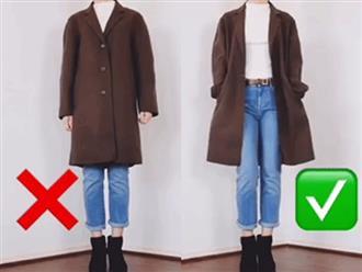 Ghim ngay 5 gợi ý này, các chị em mặc gì trông cũng thon gọn và cao ráo hơn hẳn