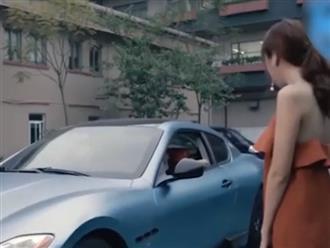 Giả vờ làm đại gia mang siêu xe đi tán gái, nam thanh niên nhận về cái kết không thể ê chề hơn