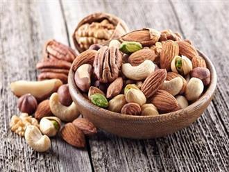 Giảm cân nhờ mỗi ngày ăn các loại hạt