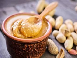 Giảm cân với bơ đậu phộng