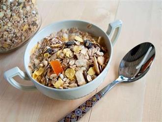 Giảm cân với những món ăn từ ngũ cốc